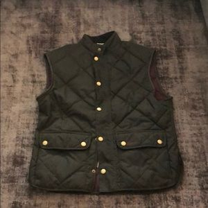 New with tags Barbour Coated men's vest size XL